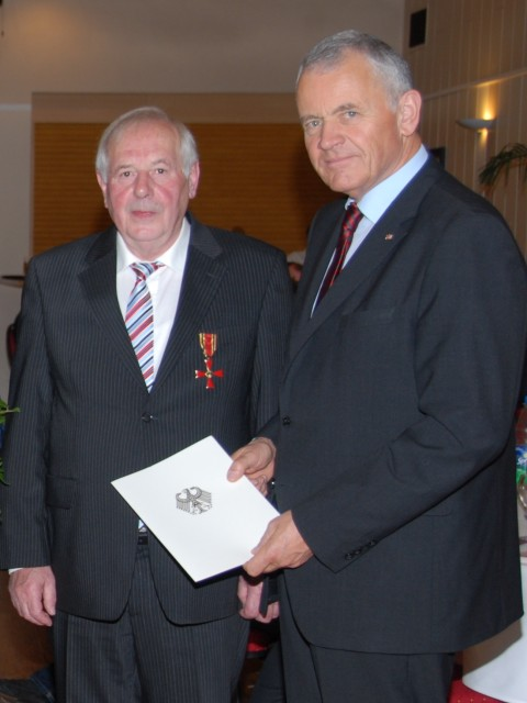 Josef Kolbeck Bundesverdienstkreuz 1